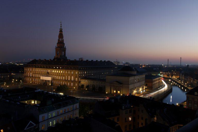 Christiansborg aften