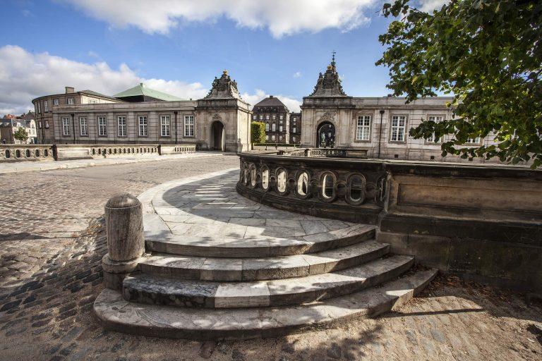 Christiansborg trappe