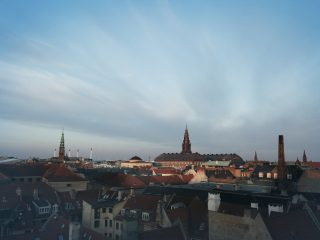 Christiansborg og København