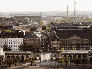 Christiansborg Tårnet udsigt
