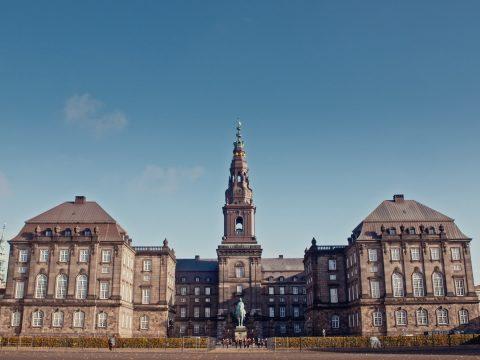 Billedfortælling:Jul på Christiansborg